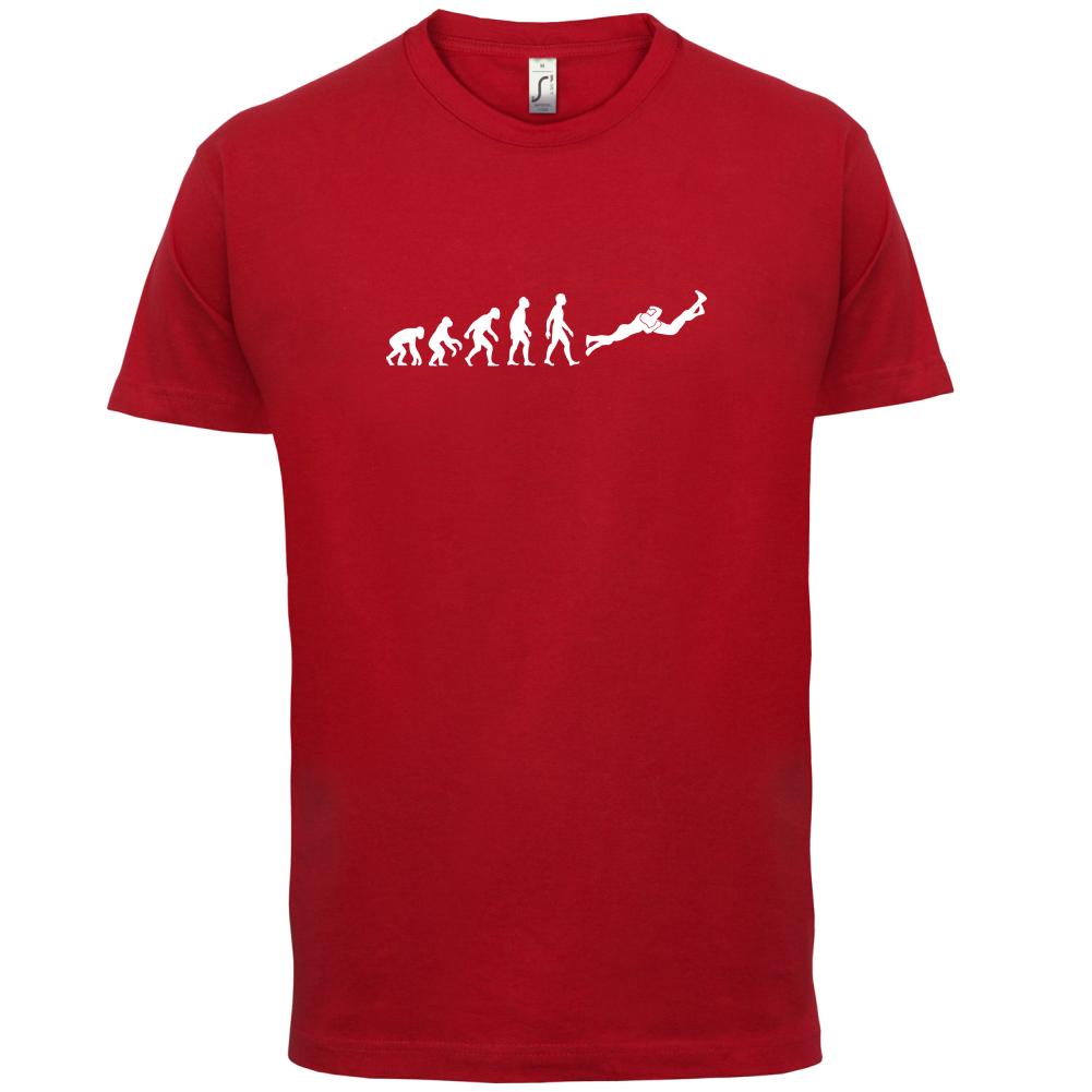 White t shirt ebay uk - Evolution Of Man Rko Mens T Shirt Wrestling